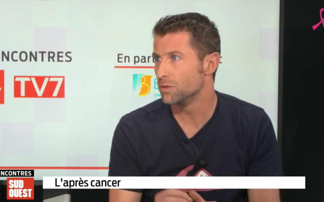 APA et après Cancer – Guillaume Coldefy en parle sur TV7